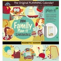 Avalanche® Family Plan-It® 2014 Classic Calendar, 11in. x 12in.