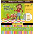 Avalanche® Mum's Plan-It® 2014 Classic Calendar, 11in. x 12in.