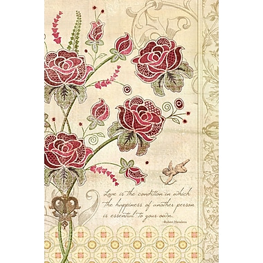 LANG® Classic Journal, Elegance Roses