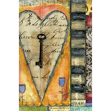 LANG® Classic Journal, Key To My Heart