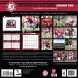 Turner Licensing® Alabama Crimson Tide 2014 Team Wall Calendar, 12in. x 12in.