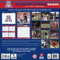 Turner Licensing® Arizona Wildcats 2014 Team Wall Calendar, 12in. x 12in.
