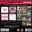 Turner Licensing® Arkansas Razorbacks 2014 Team Wall Calendar, 12in. x 12in.