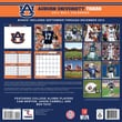 Turner Licensing® Auburn Tigers 2014 Team Wall Calendar, 12in. x 12in.