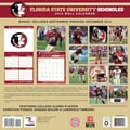 Turner Licensing® Florida State Seminoles 2014 Team Wall Calendar, 12in. x 12in.