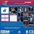 Turner Licensing® Kansas Jayhawks 2014 Team Wall Calendar, 12in. x 12in.