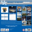 Turner Licensing® Kentucky Wildcats 2014 Team Wall Calendar, 12in. x 12in.