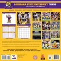 Turner Licensing® Lsu Tigers 2014 Team Wall Calendar, 12in. x 12in.