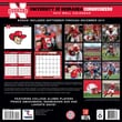 Turner Licensing® Nebraska Cornhuskers 2014 Team Wall Calendar, 12in. x 12in.