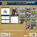 Turner Licensing® Notre Dame Fighting Irish 2014 Team Wall Calendar, 12in. x 12in.