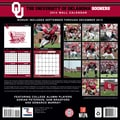 Turner Licensing® Oklahoma Sooners 2014 Team Wall Calendar, 12in. x 12in.