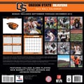 Turner Licensing® Oregon state Beavers 2014 Team Wall Calendar, 12in. x 12in.