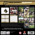 Turner Licensing® Purdue Boilermakers 2014 Team Wall Calendar, 12in. x 12in.