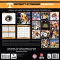 Turner Licensing® Tennessee Volunteers 2014 Team Wall Calendar, 12in. x 12in.