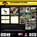 Turner Licensing® Iowa Hawkeyes 2014 Team Wall Calendar, 12in. x 12in.