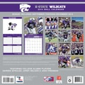 Turner Licensing® Kansas State Wildcats 2014 Team Wall Calendar, 12in. x 12in.