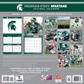 Turner Licensing® Michigan State Spartans 2014 Team Wall Calendar, 12in. x 12in.