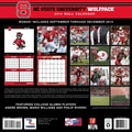 Turner Licensing® NC state Wolfpack 2014 Team Wall Calendar, 12in. x 12in.