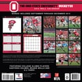 Turner Licensing® Ohio State Buckeyes 2014 Team Wall Calendar, 12in. x 12in.