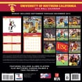 Turner Licensing® USC Trojans 2014 Team Wall Calendar, 12in. x 12in.