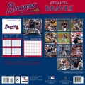 Turner Licensing® Atlanta Braves 2014 Team Wall Calendar, 12in. x 12in.