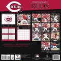 Turner Licensing® Cincinnati Reds 2014 Team Wall Calendar, 12in. x 12in.