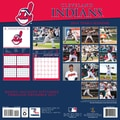 Turner Licensing® Cleveland Indians 2014 Team Wall Calendar, 12in. x 12in.