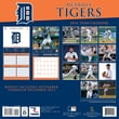 Turner Licensing® Detroit Tigers 2014 Team Wall Calendar, 12in. x 12in.