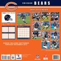 Turner Licensing® Chicago Bears 2014 Team Wall Calendar, 12in. x 12in.