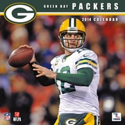 Turner Licensing® Green Bay Packers 2014 Team Wall Calendar, 12 x 12