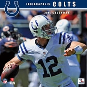Turner Licensing® Indianapolis Colts 2014 Team Wall Calendar, 12 x 12