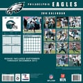 Turner Licensing® Philadelphia Eagles 2014 Team Wall Calendar, 12in. x 12in.