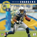 Turner Licensing® San Diego Chargers 2014 Team Wall Calendar, 12in. x 12in.