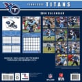 Turner Licensing® Tennessee Titans 2014 Team Wall Calendar, 12in. x 12in.