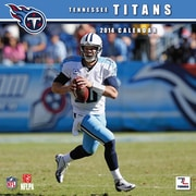 Turner Licensing® Tennessee Titans 2014 Team Wall Calendar, 12 x 12