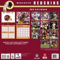 Turner Licensing® Washington Redskins 2014 Team Wall Calendar, 12in. x 12in.