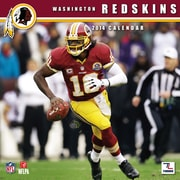 Turner Licensing® Washington Redskins 2014 Team Wall Calendar, 12 x 12