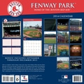 Turner Licensing® Boston Red Sox Fenway Park 2014 Wall Calendar, 12in. x 12in.