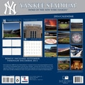 Turner Licensing® New York Yankees Yankee Stadium 2014 Wall Calendar, 12in. x 12in.