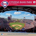 Turner Licensing® Philadelphia Phillies Citizens Bank Park 2014 Wall Calendar, 12in. x 12in.