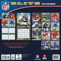 Turner Licensing® NFL Elite 2014 Wall Calendar, 12in. x 12in.