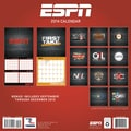 Turner Licensing® ESPN The Magazine 2014 Wall Calendar, 12in. x 12in.