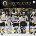 Turner Licensing® Boston Bruins 2014 Team Wall Calendar, 12in. x 12in.