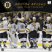 Turner Licensing® Boston Bruins 2014 Team Wall Calendar, 12 x 12