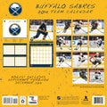 Turner Licensing® Buffalo Sabres 2014 Team Wall Calendar, 12in. x 12in.