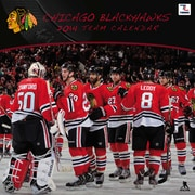 Turner Licensing® Chicago Blackhawks 2014 Team Wall Calendar, 12 x 12