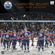 Turner Licensing® Edmonton Oilers 2014 Team Wall Calendar, 12in. x 12in.