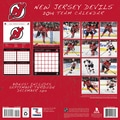 Turner Licensing® New Jersey Devils 2014 Team Wall Calendar, 12in. x 12in.