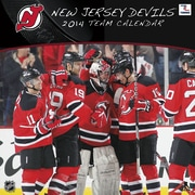 Turner Licensing® New Jersey Devils 2014 Team Wall Calendar, 12 x 12