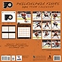 Turner Licensing® Philadelphia Flyers 2014 Team Wall Calendar,